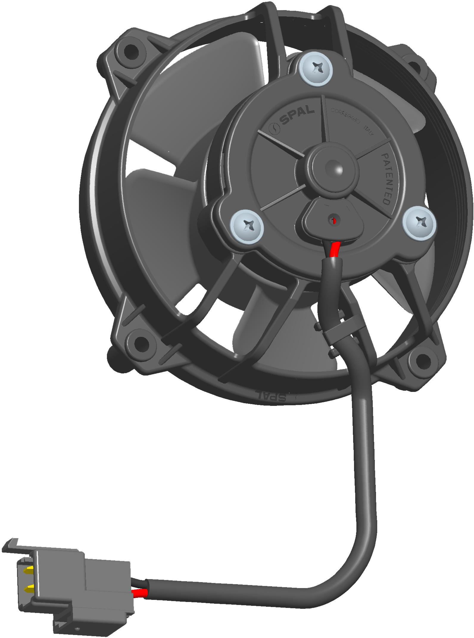 Brushed Axial Fans - SPAL